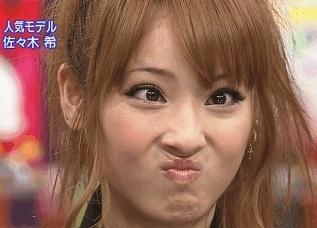 秋田美人、佐々木希の本性はヤバい?性格が変わった?