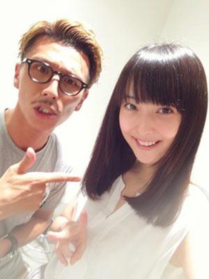 佐々木希髪型美容師