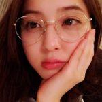 佐々木希のサングラスやメガネ姿が可愛い!ブランドは?