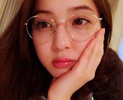佐々木希のメガネ姿が可愛い!視力は悪い?それとも伊達メガネ?3