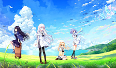 Keyの恋愛ADV「Summer Pockets」