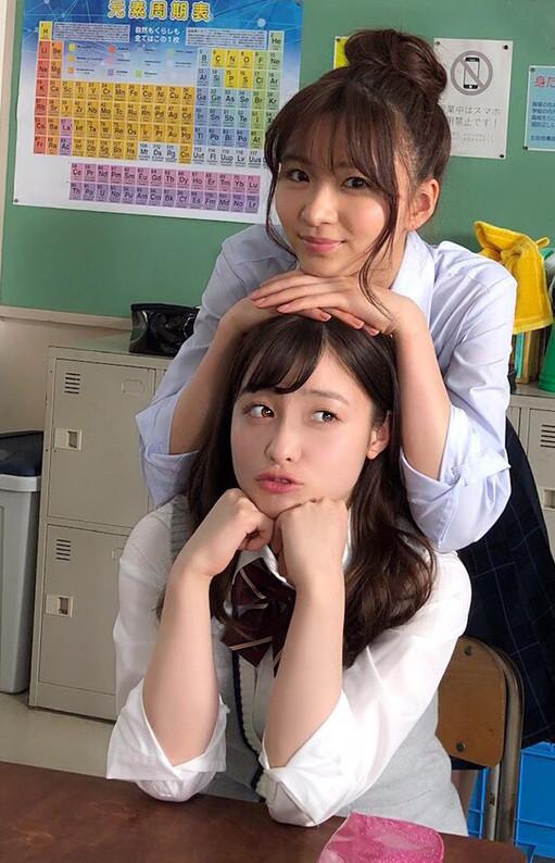 橋本環奈の制服ショットが可愛い!午前0時、キスしに来てよの追加キャスト発表!3