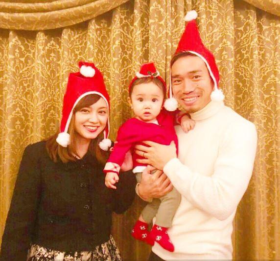 平愛梨と長友佑都選手が第2子出産!子供の名前や性別顔画像はインスタで公開!?