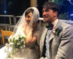 滝川クリステル結婚式インスタ画像の相手は弟の滝川ロラン!年齢や彼女は?