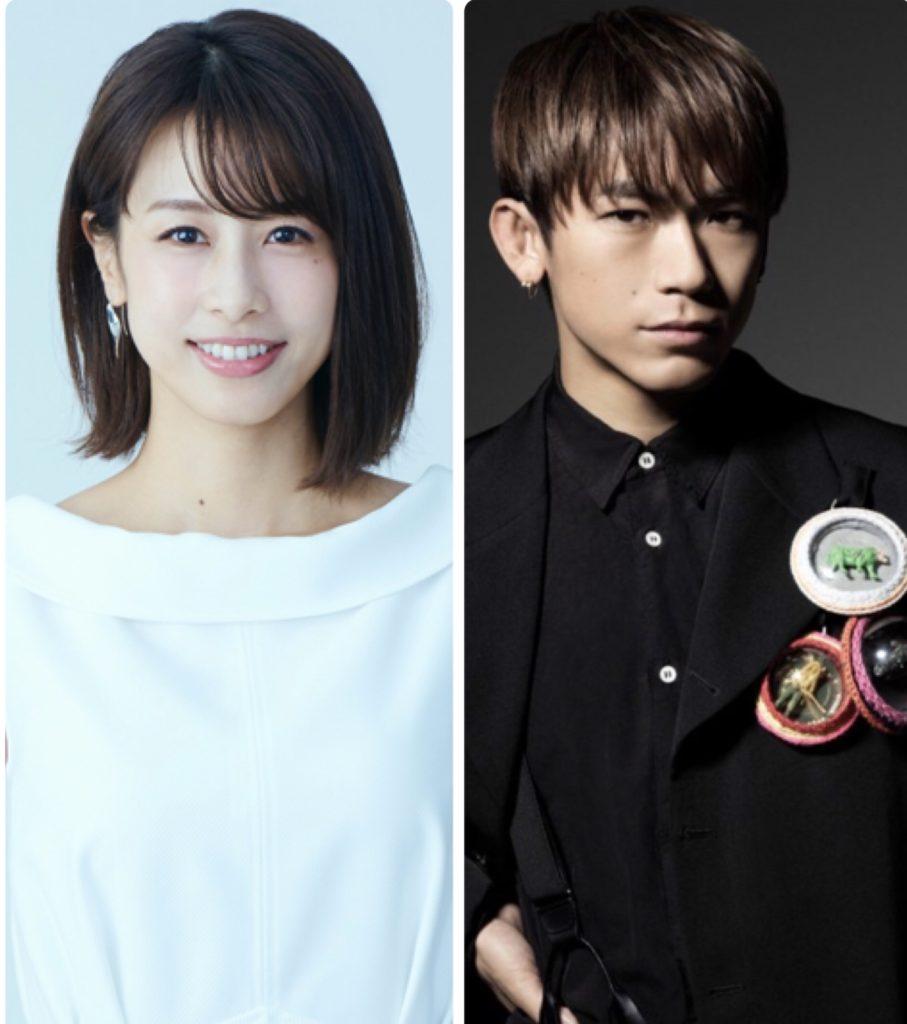 加藤綾子とNAOTOが真剣交際!結婚時期はいつ?