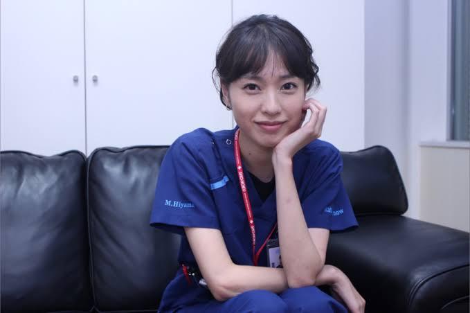 戸田恵梨香の演技力が凄い!ドラマ「コードブルー 」では共演をも魅了した!