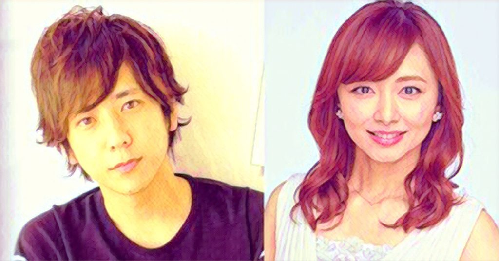 伊藤綾子は妊娠している?二宮和也が嵐活動休止前に結婚した3